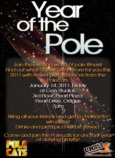 Celebrate the New Year with the Polecats