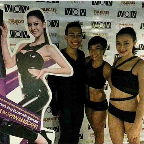 VOV Span Liner and Span Mascara launch with performances from Duds, CD and Kyla