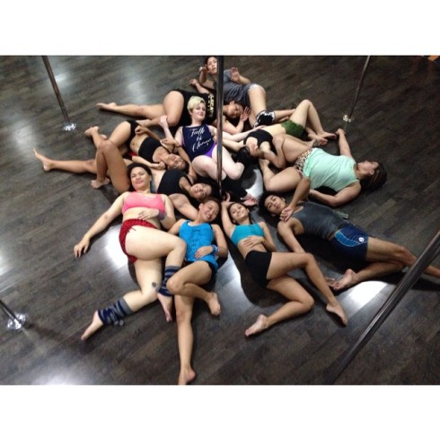 Amber Ray workshops: Stretch and Flex, Lap Dance, Spins and Tricks, Lyrical Pole and Aussie Pole Styles!