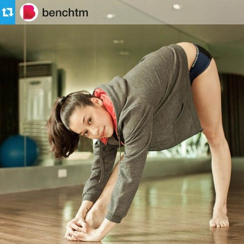 Polecat Kyla Ortigas featured in Bench Body's Blog