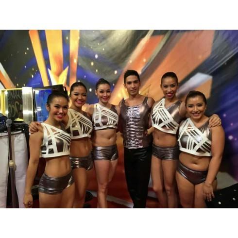 Polecats Manila opening act for Talentadong Pinoy
