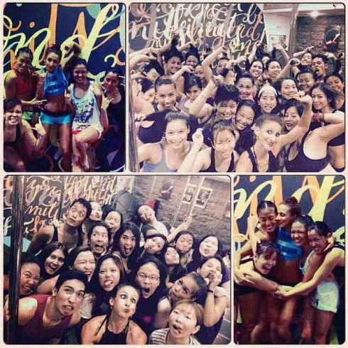 Marion Crampe workshops in Manila!