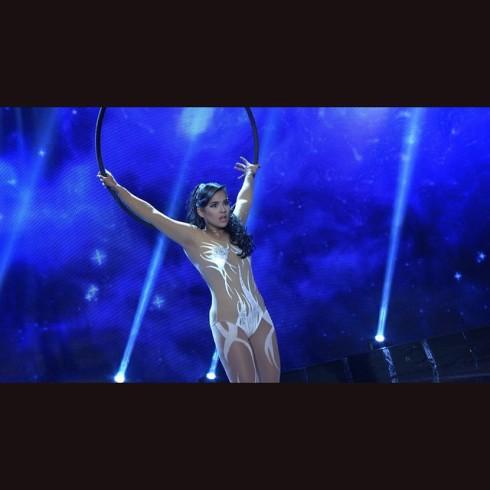 Amaya Gonzales as a Grand Finalist in Talentadong Pinoy!
